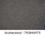 surface grunge rough of asphalt ...   Shutterstock . vector #793846975