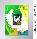 2019 summer music festival...   Shutterstock .eps vector #793924138