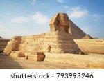 cairo  egypt   november 19 ... | Shutterstock . vector #793993246