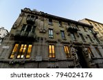 milano duomo  church   Shutterstock . vector #794024176