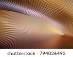 wave band abstract background... | Shutterstock . vector #794026492