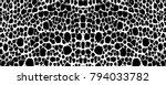 texture pattern black white...   Shutterstock .eps vector #794033782