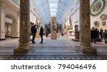 london  uk   circa january ... | Shutterstock . vector #794046496
