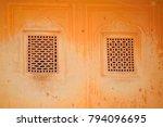 old windows pattern.   Shutterstock . vector #794096695