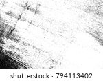 abstract background. monochrome ... | Shutterstock . vector #794113402
