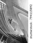 modern building abstract | Shutterstock . vector #794115892