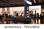 london  united kingdom   circa... | Shutterstock . vector #794118832