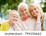 family  generation and people... | Shutterstock . vector #794156662