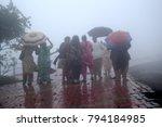 chikhaldara  maharashtra  india ... | Shutterstock . vector #794184985