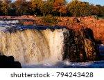 sioux falls  south dakota  usa   Shutterstock . vector #794243428