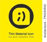 tuenti social logo bright...