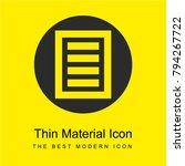 citeulike logo bright yellow...