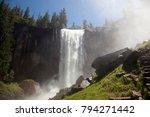 yosemite narional park | Shutterstock . vector #794271442