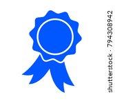 winner prize ribbon vector | Shutterstock .eps vector #794308942