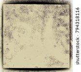 texture beige grunge | Shutterstock . vector #794318116
