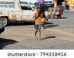 saint louis  senegal   apr 24 ... | Shutterstock . vector #794318416
