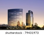 3d business building | Shutterstock . vector #79431973