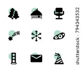 new icons. vector collection...