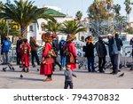 casablanca  morocco   14... | Shutterstock . vector #794370832