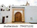 casablanca  morocco   14... | Shutterstock . vector #794371132