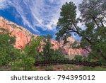 Springdale  Utah  Usa   June 3...