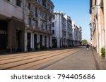 casablanca  morocco   14... | Shutterstock . vector #794405686