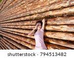 rest in the village | Shutterstock . vector #794513482