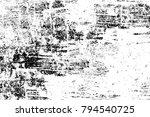 grunge black and white pattern. ...   Shutterstock . vector #794540725