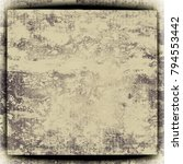 texture beige grunge | Shutterstock . vector #794553442