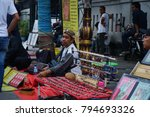 jakarta  indonesia   december...   Shutterstock . vector #794693326
