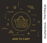 add to cart concept