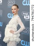 kate bosworth at the 23rd... | Shutterstock . vector #794781772