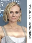 diane kruger at the 23rd annual ... | Shutterstock . vector #794784466