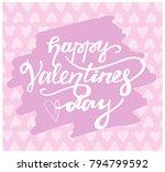 hand drawn doodle illustration  ...   Shutterstock .eps vector #794799592