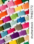 a selection of brightly... | Shutterstock . vector #79482772