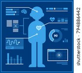 human body health monitoring...
