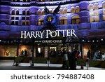 london  united kingdom   12 23... | Shutterstock . vector #794887408
