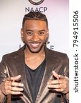 algee smith attends 49th naacp... | Shutterstock . vector #794915506
