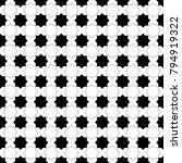 seamless surface pattern design ...   Shutterstock .eps vector #794919322