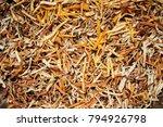 Dried Orange Peel  Orange Rind  ...