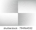 abstract halftone wave dotted... | Shutterstock .eps vector #794964532