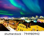 View Of The Northern Light From ...