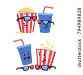 vector illustration with...   Shutterstock .eps vector #794989828