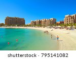 ras al khaimah  united arab... | Shutterstock . vector #795141082