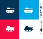 tank four color material and...