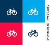 bycicle four color material and ...