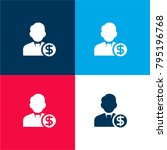 invesment manager four color...