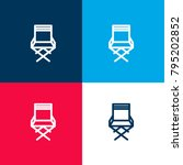 folding chair four color...