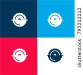 circular saw four color...