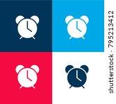 alarm clock four color material ...